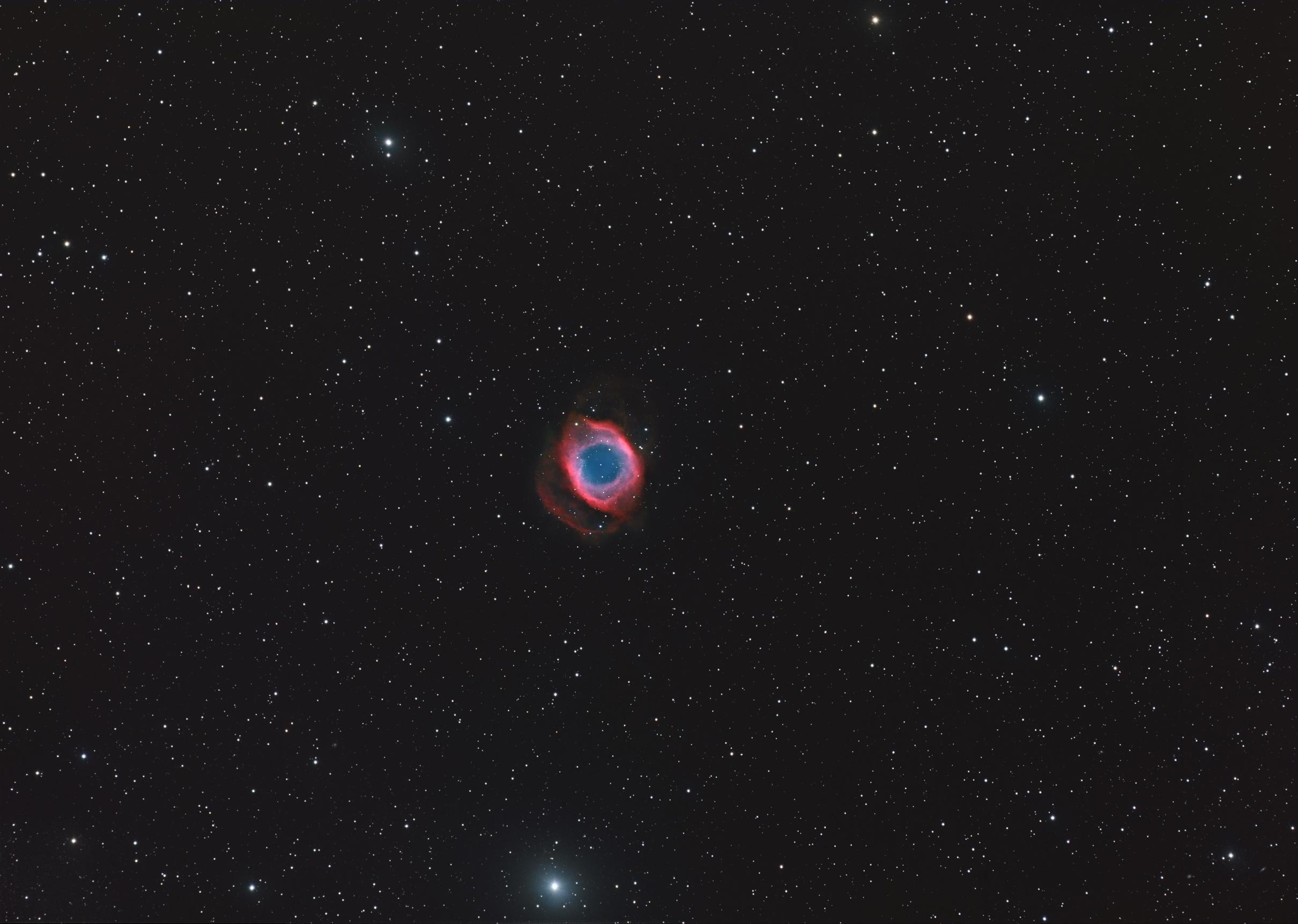 helix nebula ngc 7293 - HD2421×1724